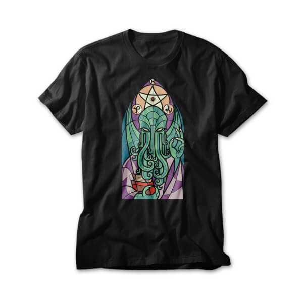 OtherTees: Cthulhus Church