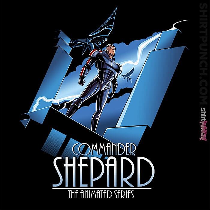 ShirtPunch: Shepard