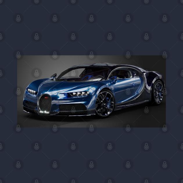 TeePublic: Bugatti Chiron