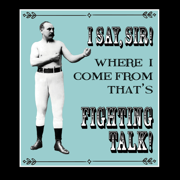 NeatoShop: Retro Pugilist - That's Fighting Talk