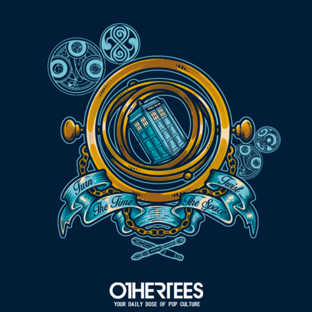 OtherTees: Turn the Time Twist the Space