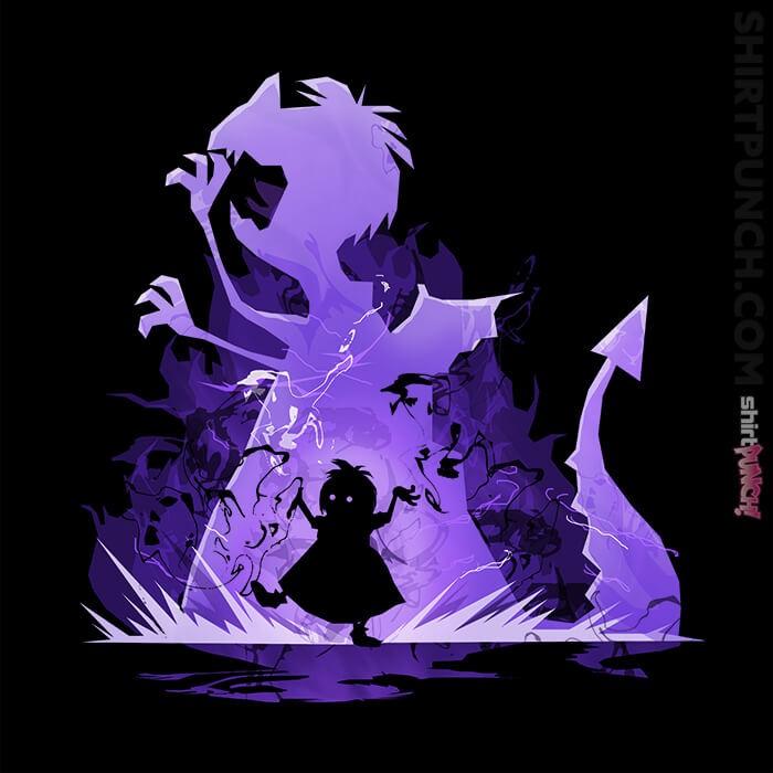 ShirtPunch: Bad Witch Dragon