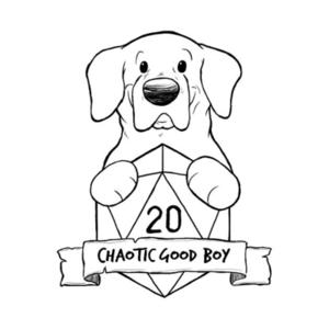 TeePublic: Chaotic Good Boy