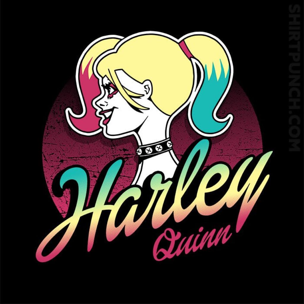 ShirtPunch: Barbie Quinn