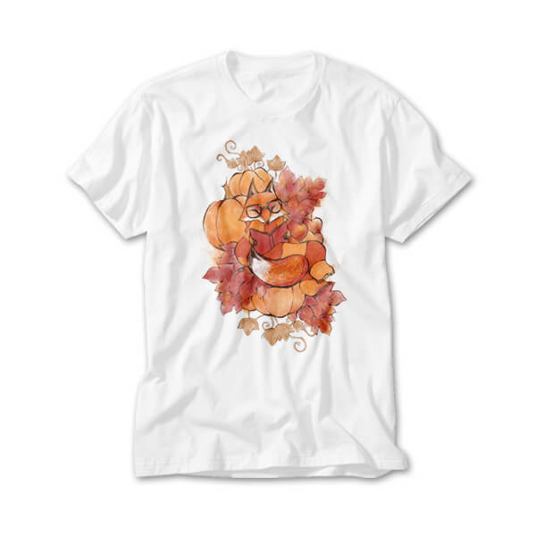 OtherTees: Autumn is my color!