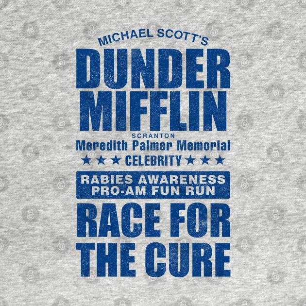 TeePublic: Celebrity Rabies Awareness Fun Run Race for the Cure