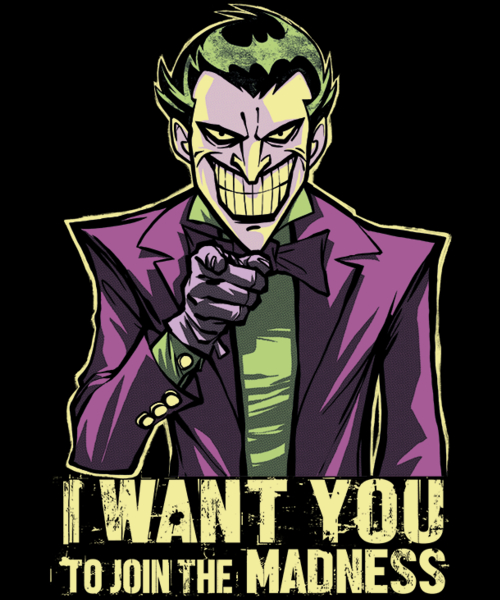 Qwertee: Madness wants you