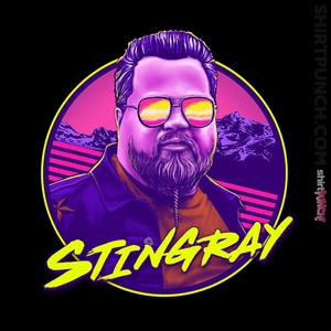 ShirtPunch: Stingray