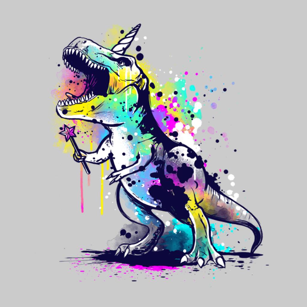 NeatoShop: Unicornosaurus rex