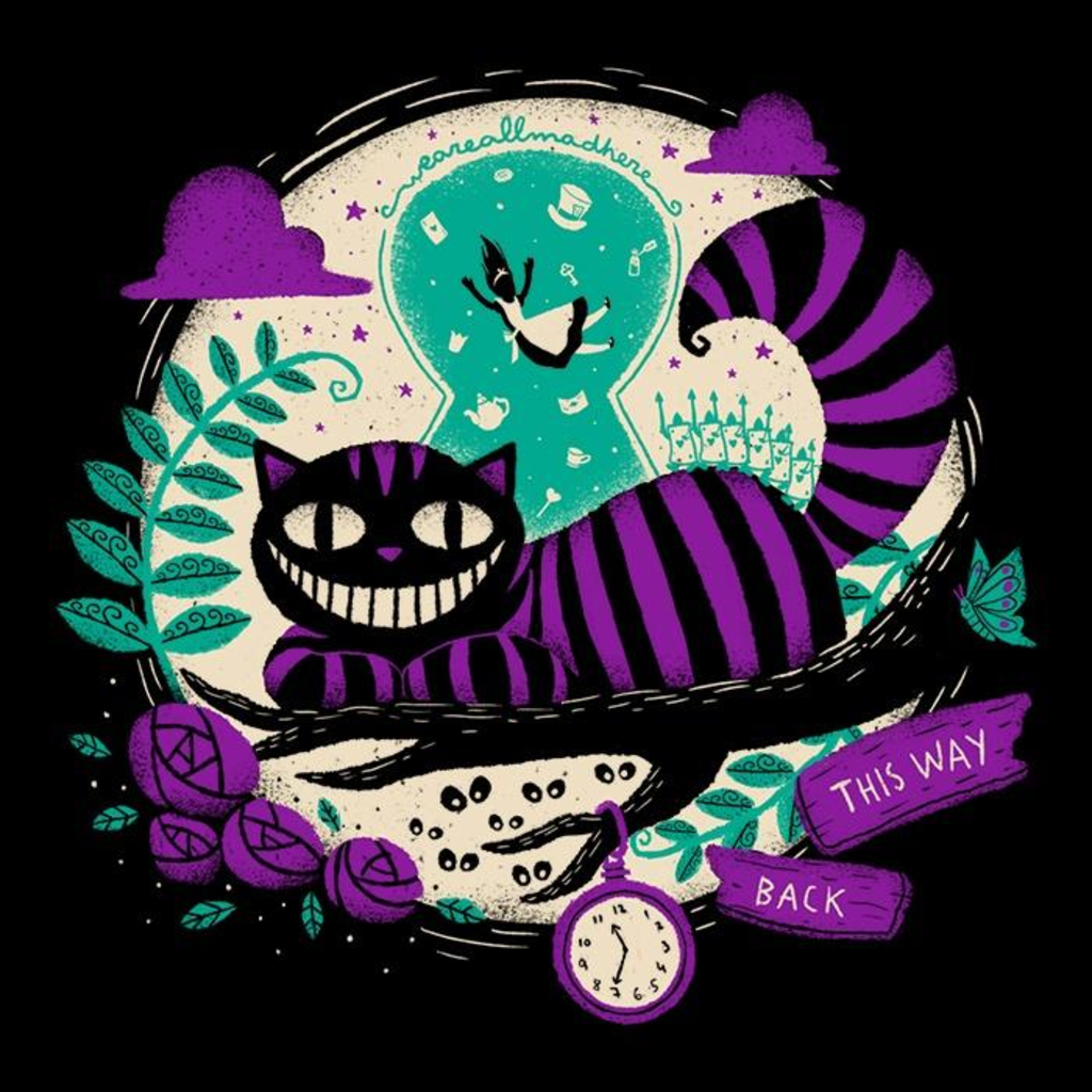 Once Upon a Tee: Mad Universe
