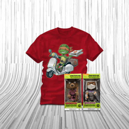 ShirtPunch: My Man Bundle