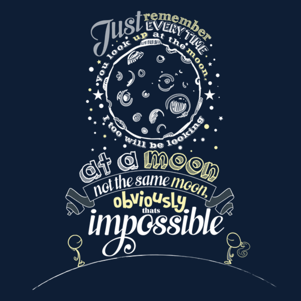 NeatoShop: Not the Same Moon, That's Impossible