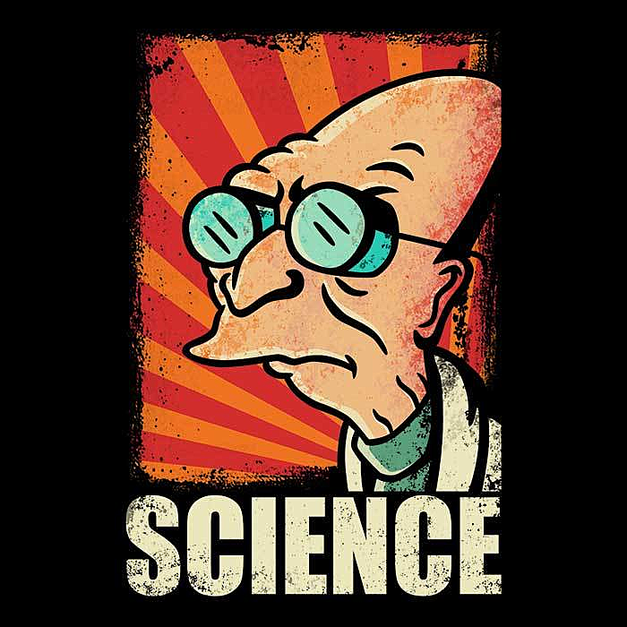 Once Upon a Tee: Science