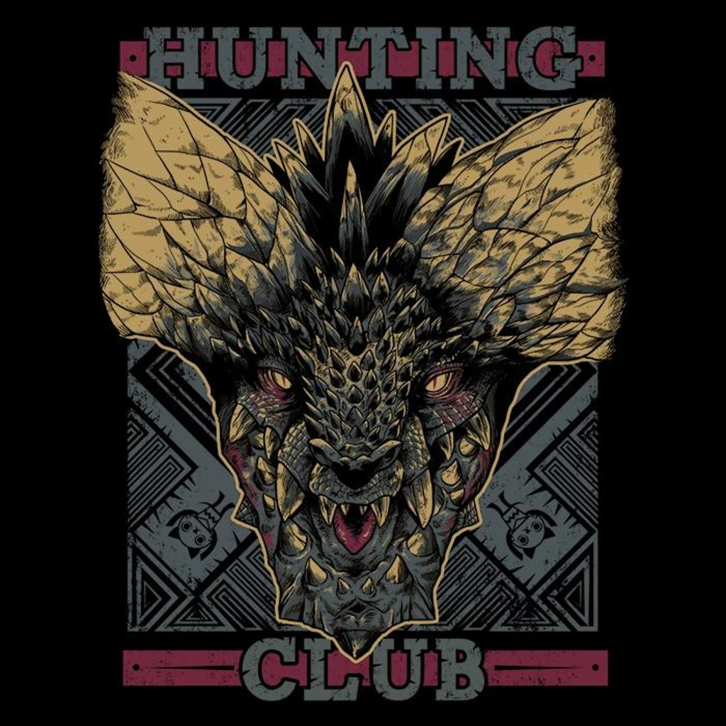 Once Upon a Tee: Hunting Club: Nergigante