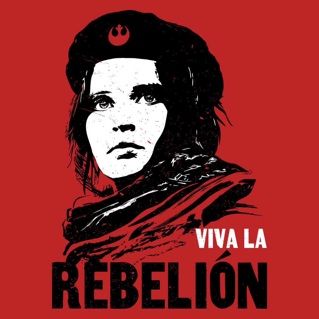 TeeTee: Viva la Rebelion