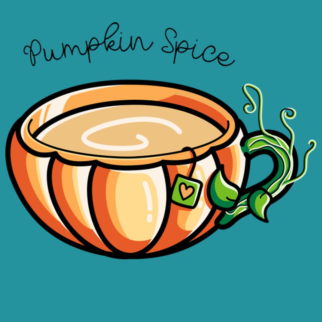 NeatoShop: Pumpkin Spice Chai Tea