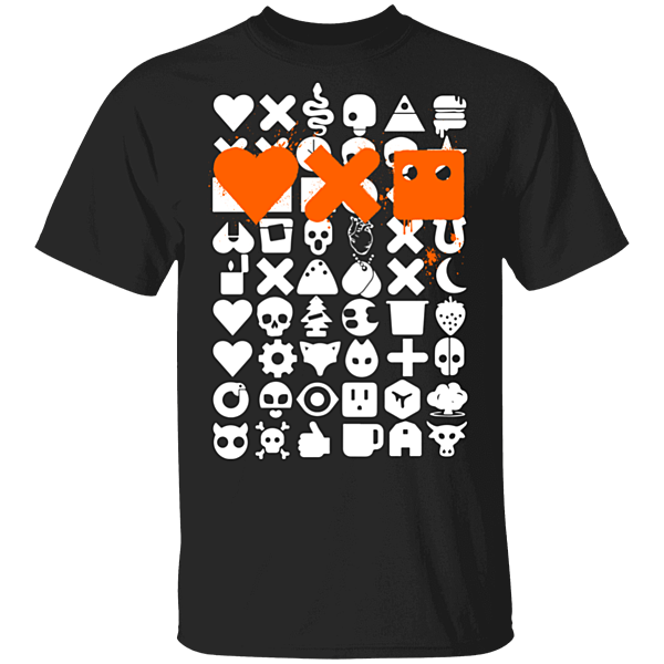 Pop-Up Tee: Love Death and Robots