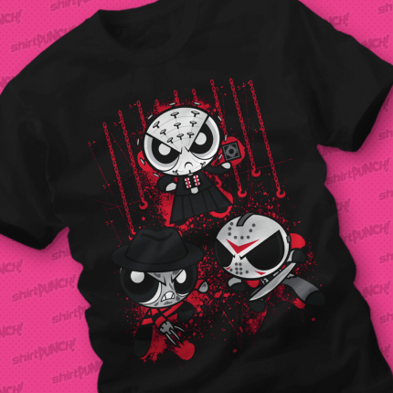 ShirtPunch: Powerpuff Ghouls