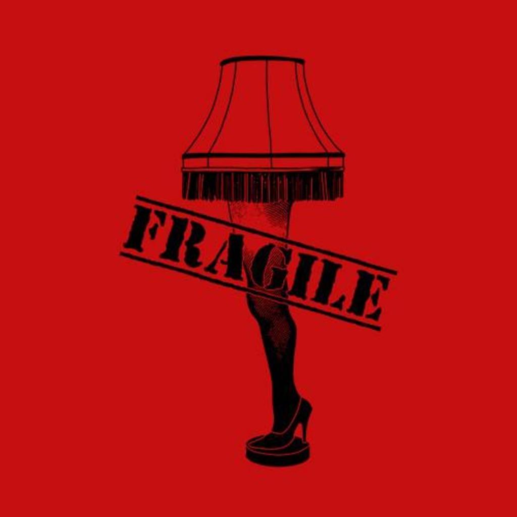 Five Finger Tees: Fragile T-Shirt