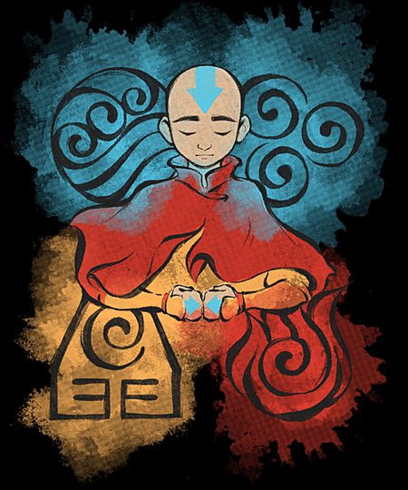 Qwertee: Ink Harmony