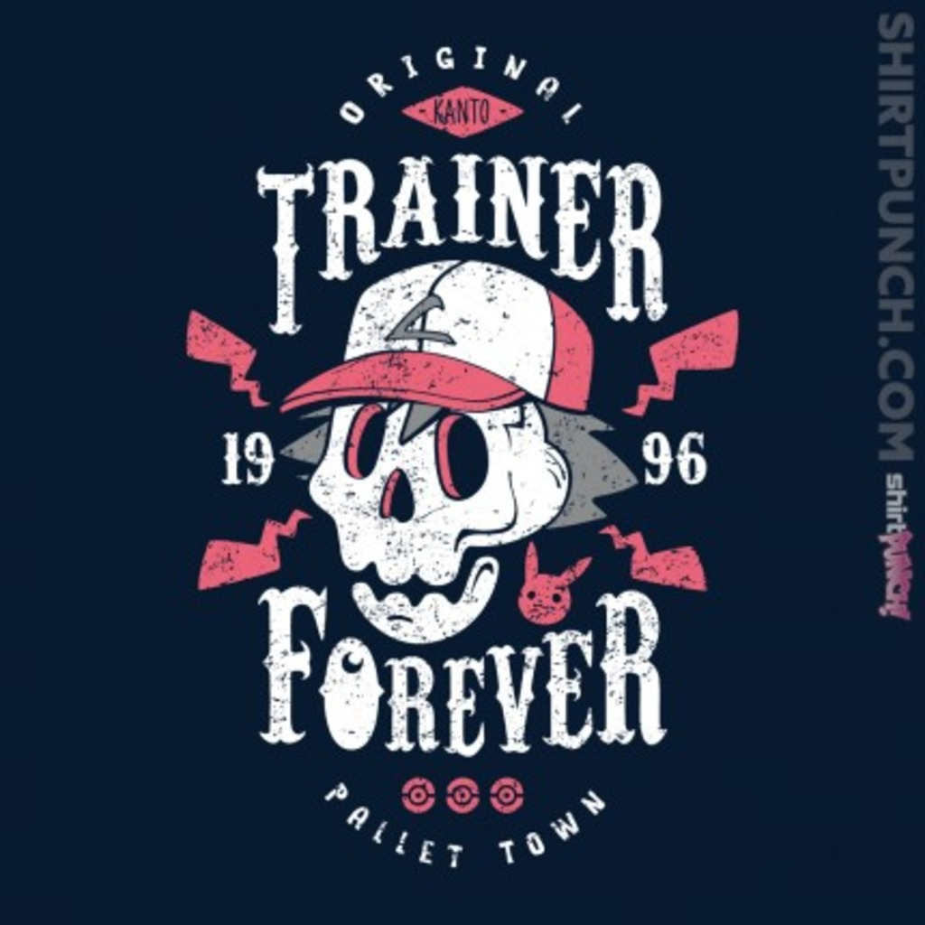 ShirtPunch: Trainer Forever