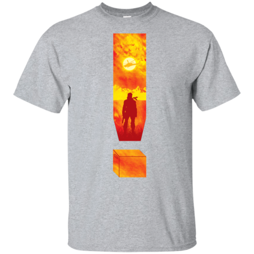 Pop-Up Tee: Soldier Of Fortune
