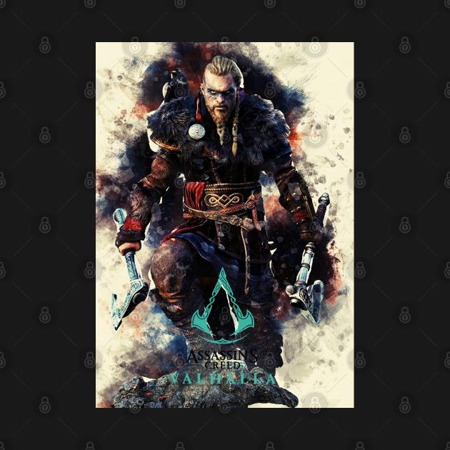 TeePublic: Assassins Creed Valhalla