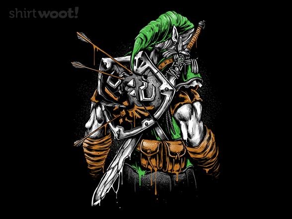 Woot!: No Escaping Destiny