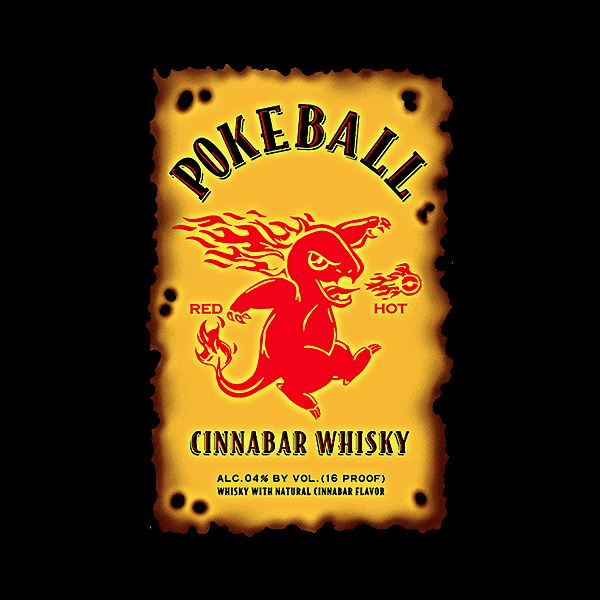Unamee: Pokeball Whiskey