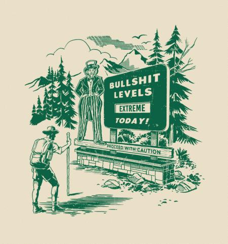 BustedTees: Bullshit