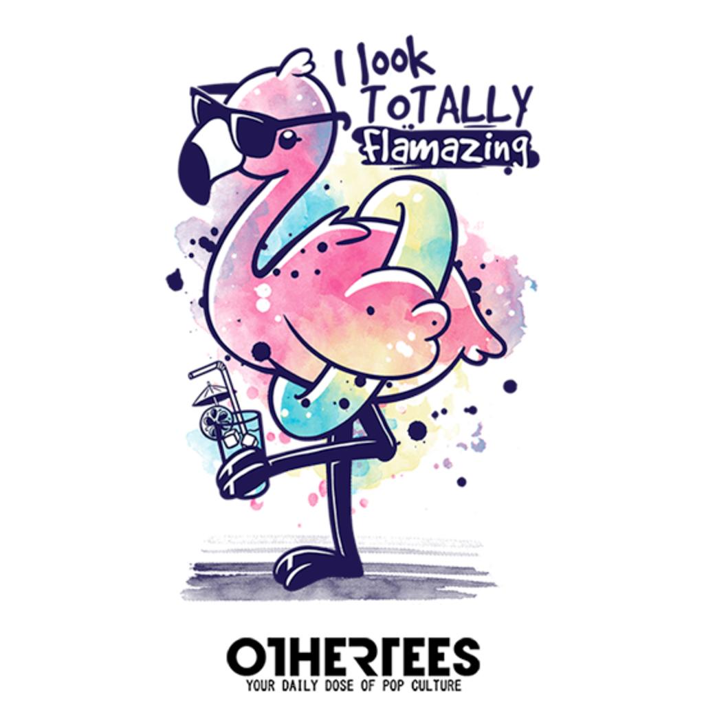 OtherTees: Flamazing