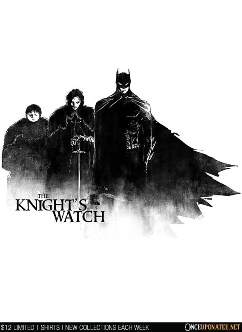 Once Upon a Tee: The Knight's Watch