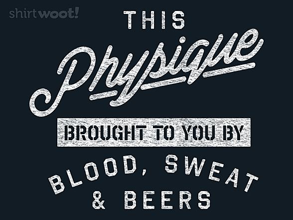Woot!: Blood, Sweat & Beers