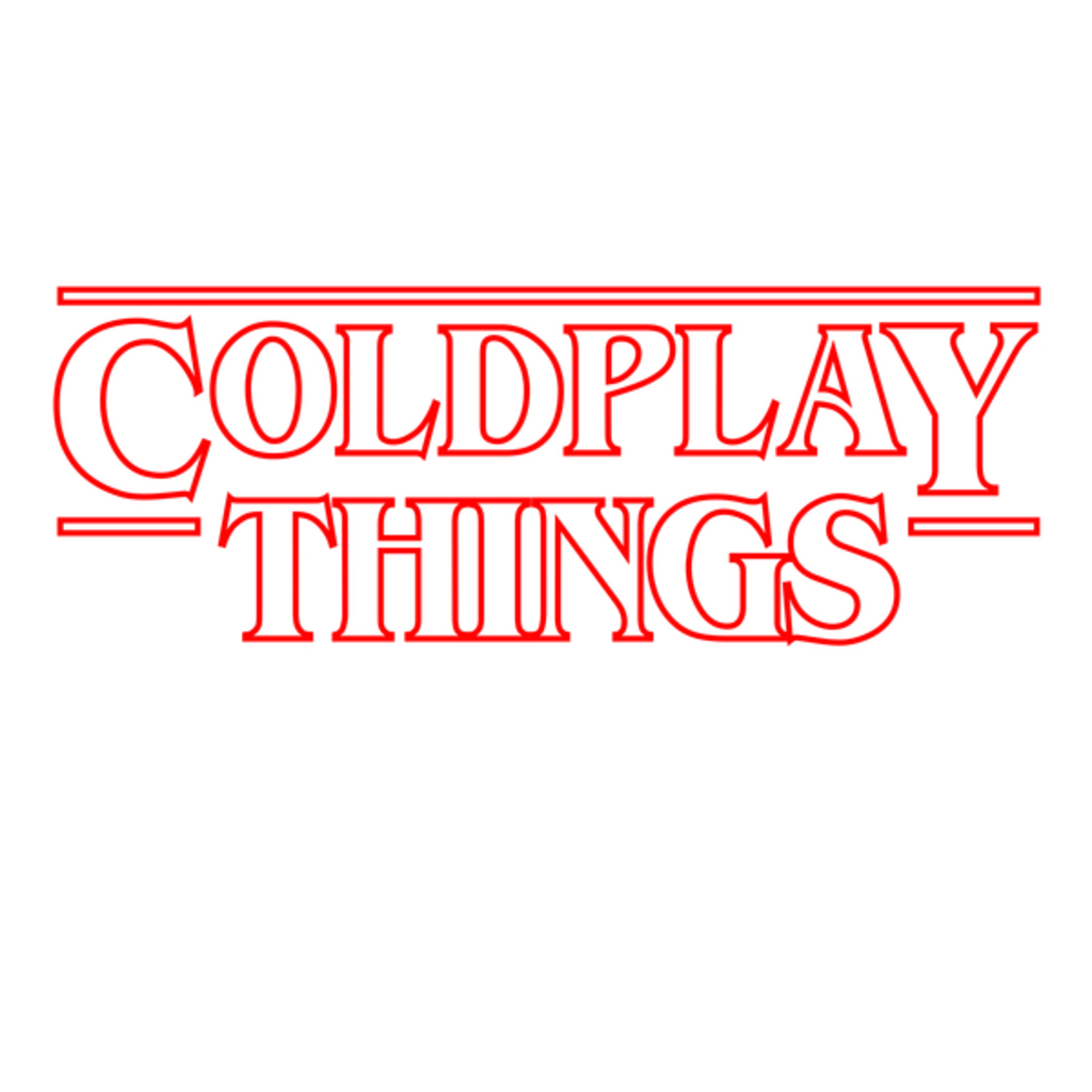 NeatoShop: ColdPlay Things White