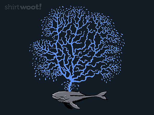 Woot!: A Tree in the Ocean