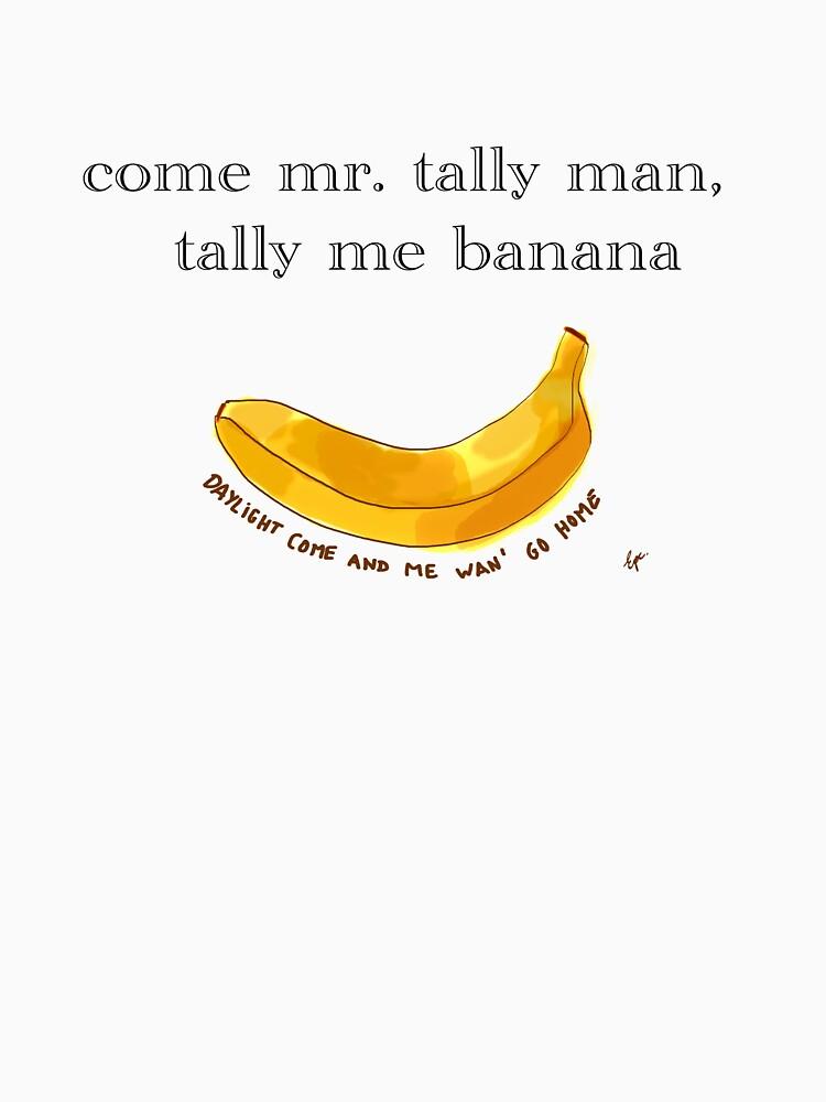 RedBubble: Banana Boat Song, Day-O