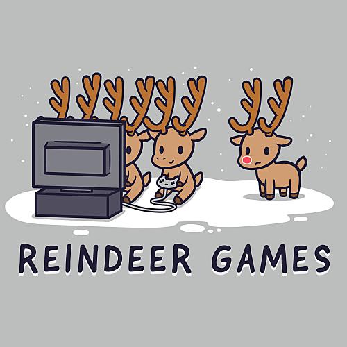 TeeTurtle: Reindeer Games