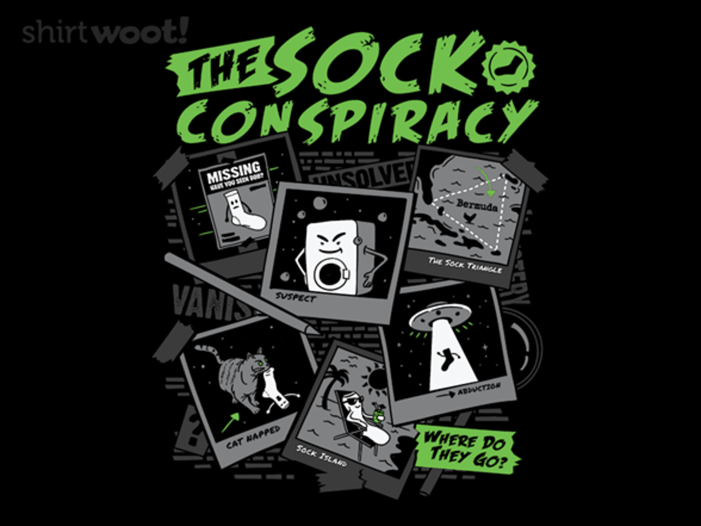 Woot!: The Sock Conspiracy