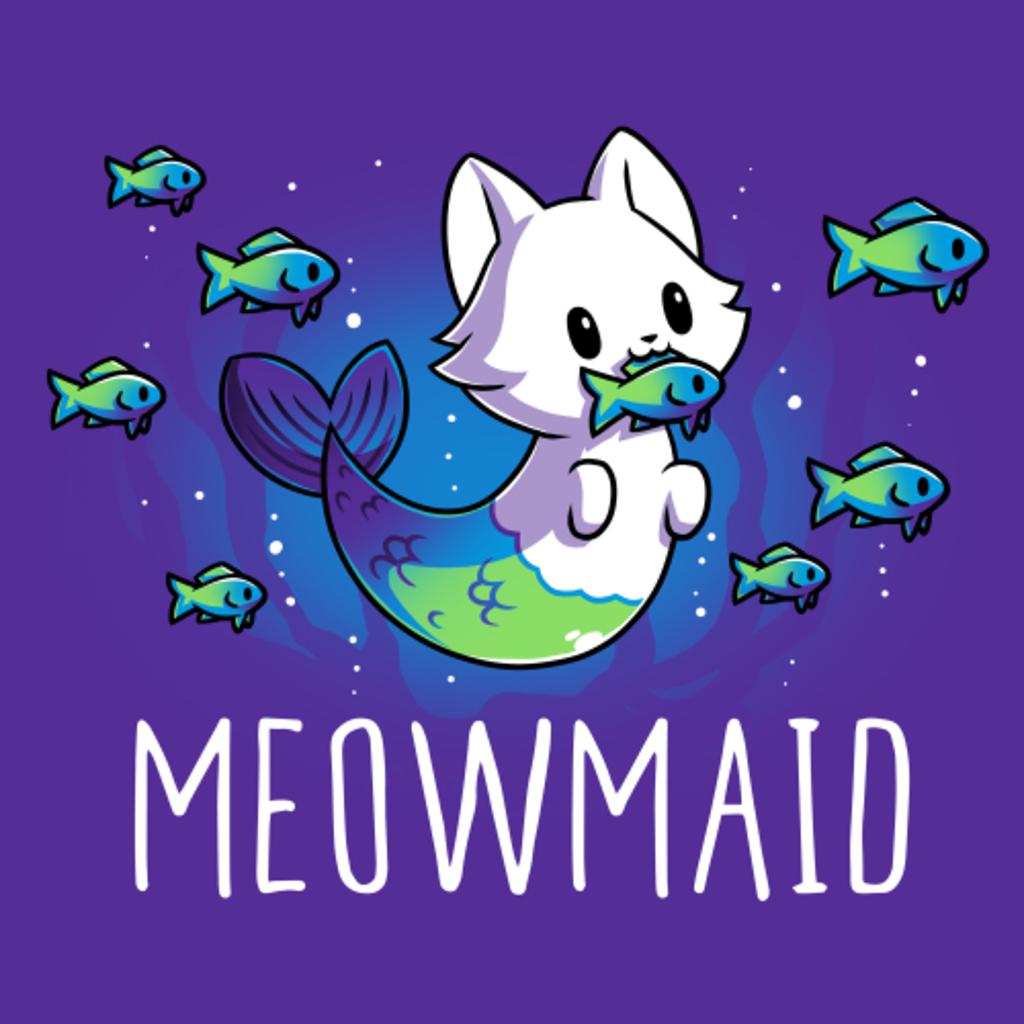 TeeTurtle: Meowmaid