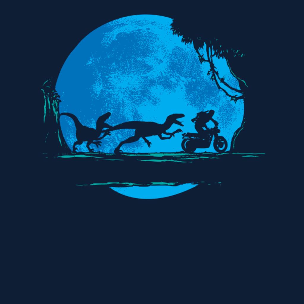 NeatoShop: Jurassic Moonwalk