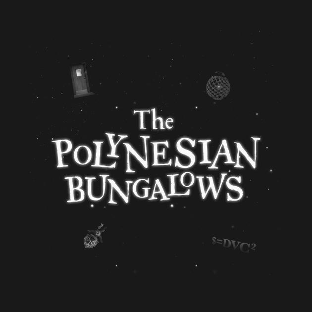 TeePublic: The Polynesian Bungalows