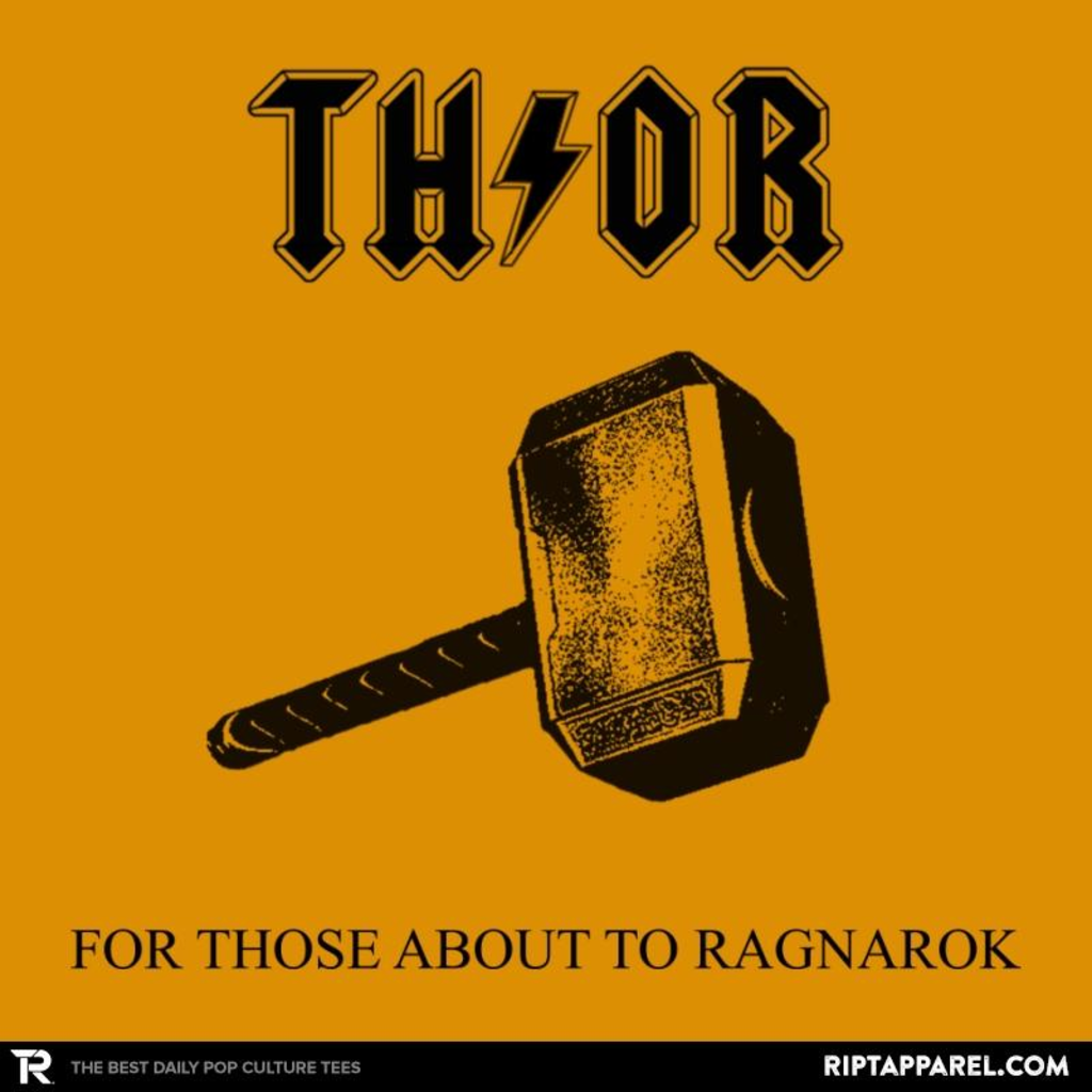 Ript: For those about to Ragnarok