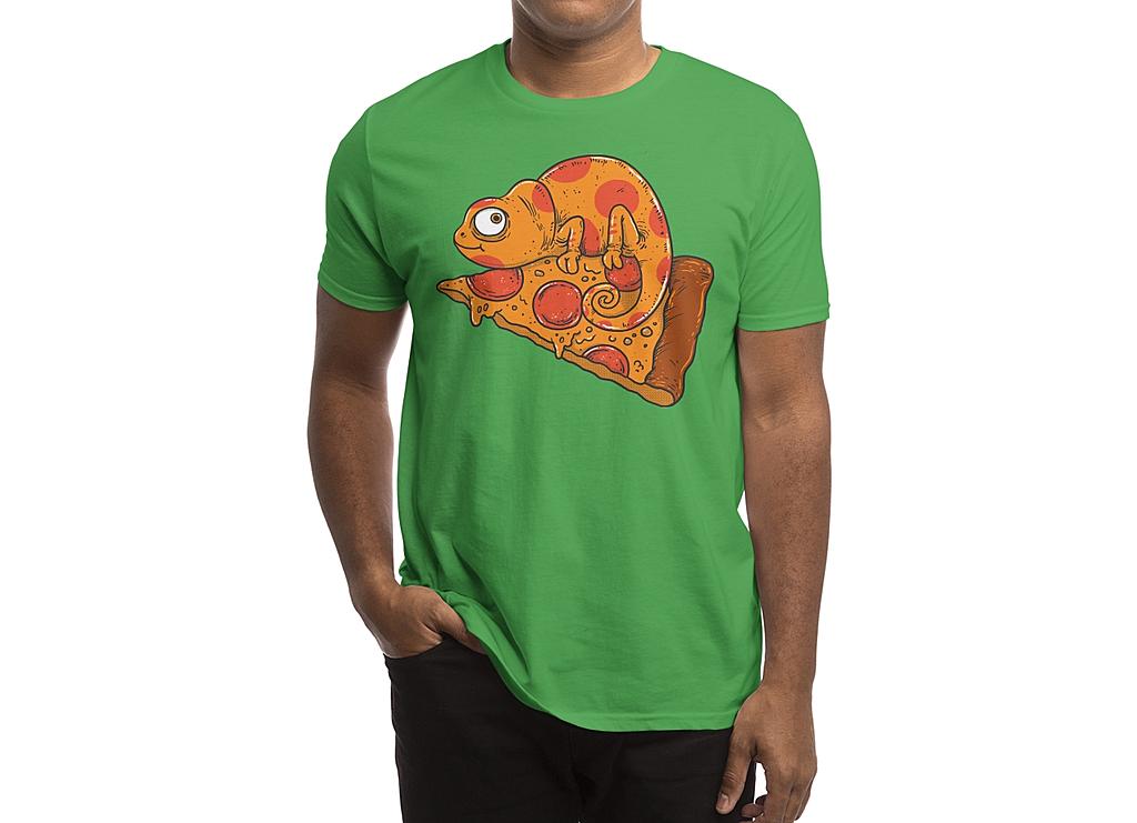 Threadless: Pizza Chameleon