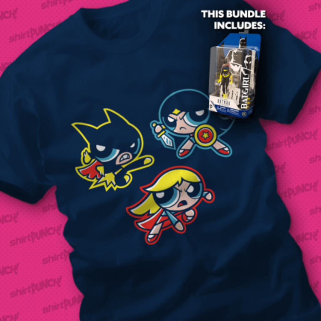 ShirtPunch: The Girl Knight Bundle