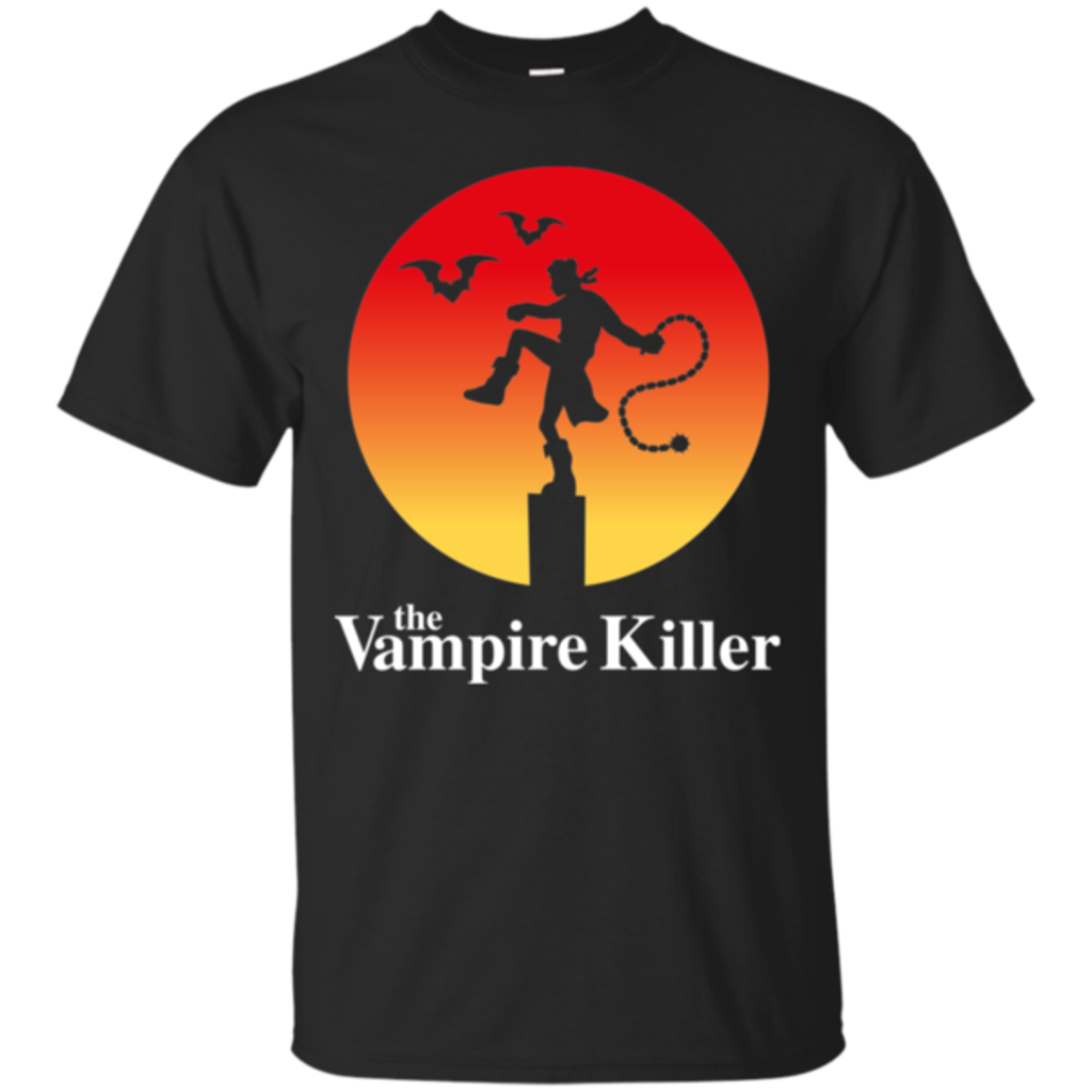 Pop-Up Tee: The Vampire Killer