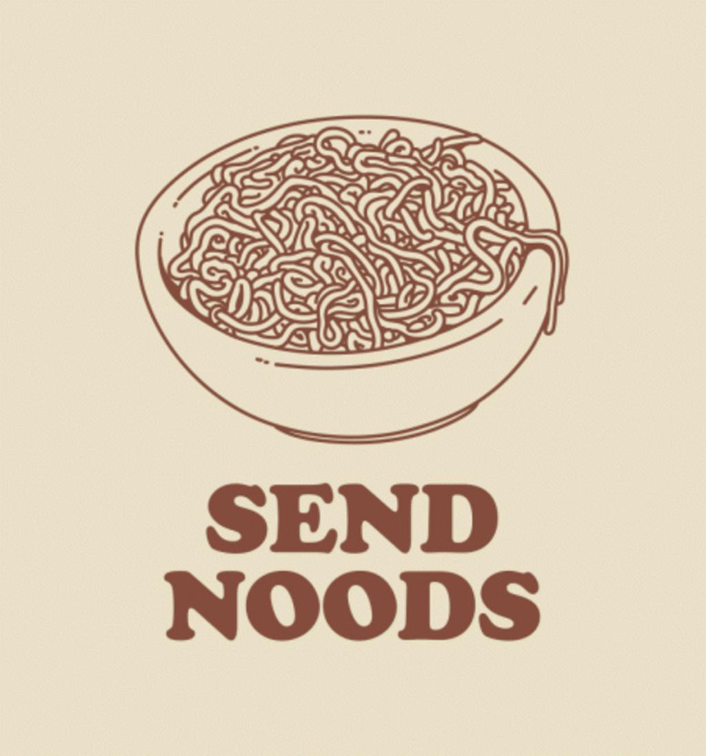 BustedTees: Send Noods