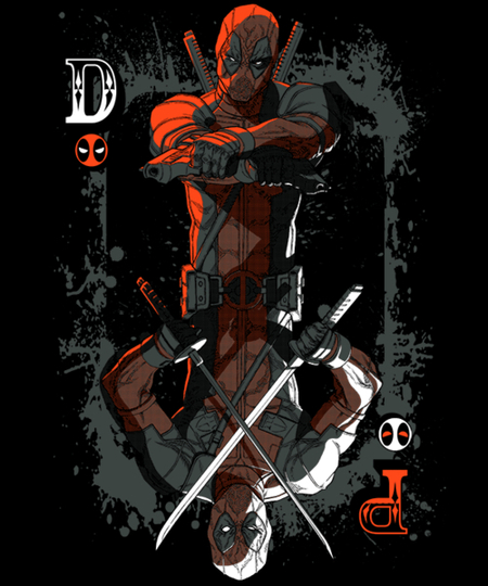 Qwertee: Ace of Wades