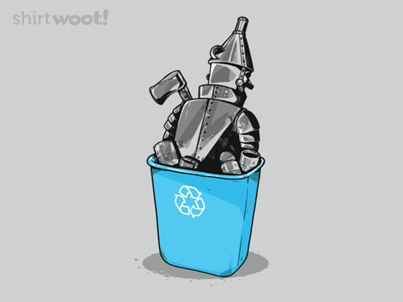 Woot!: Recycled - $8.00 + $5 standard shipping