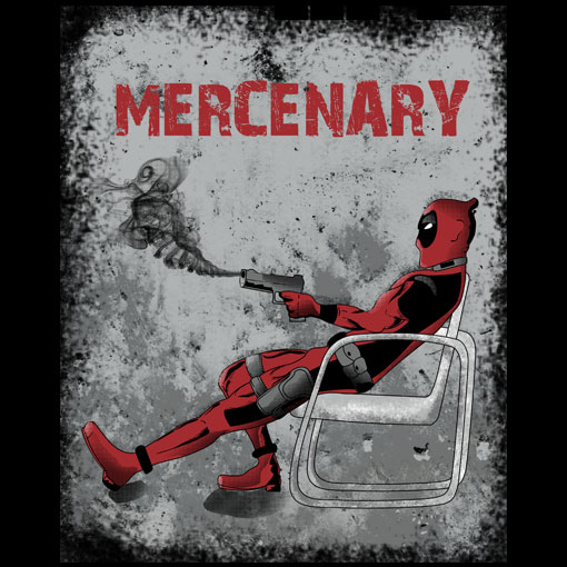 TeeFizz: Mercenary