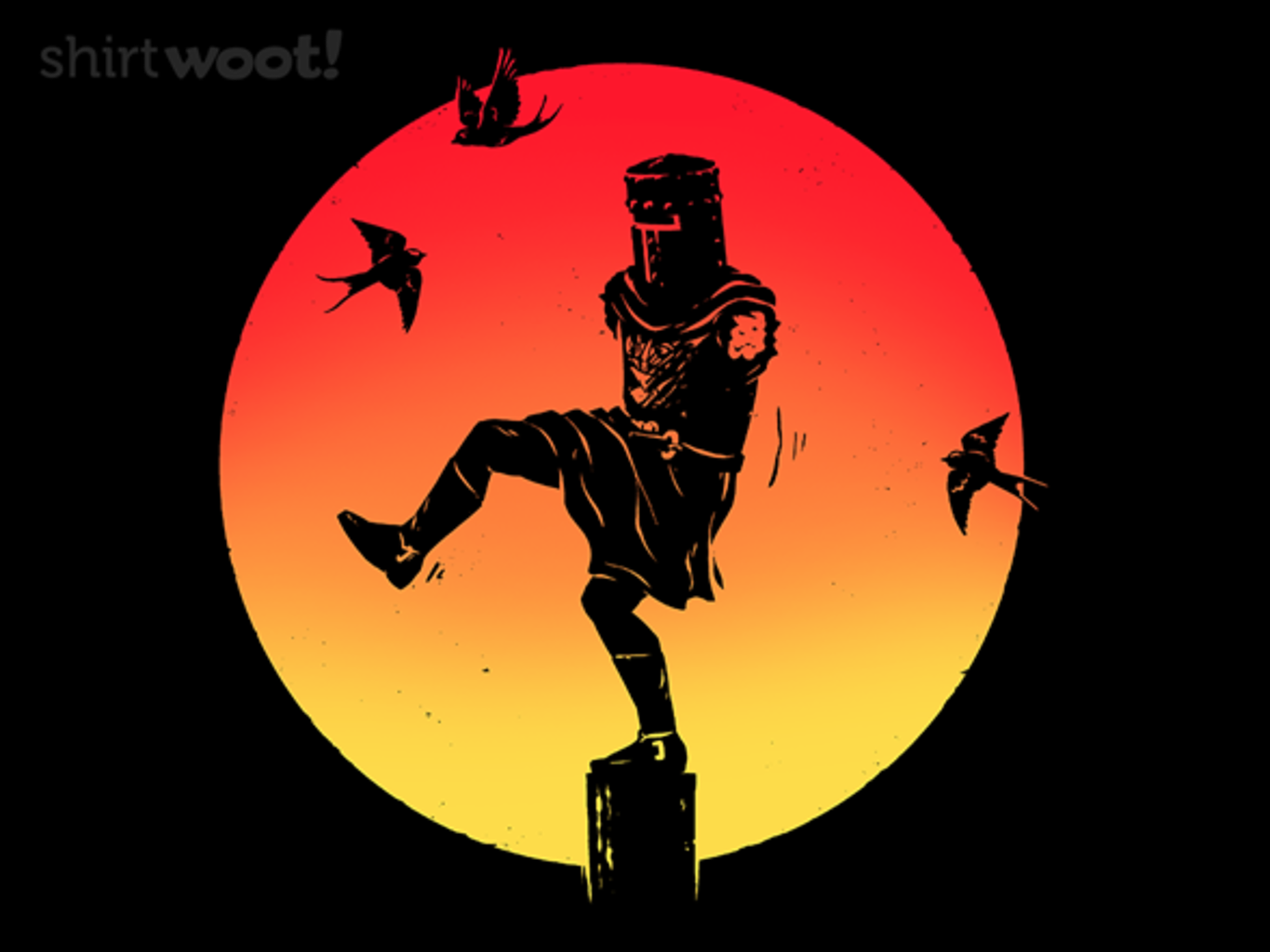 Woot!: The Black Knight